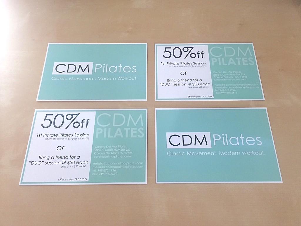 Promo Postcard | Web Design and Graphic Design | Orange County, CA