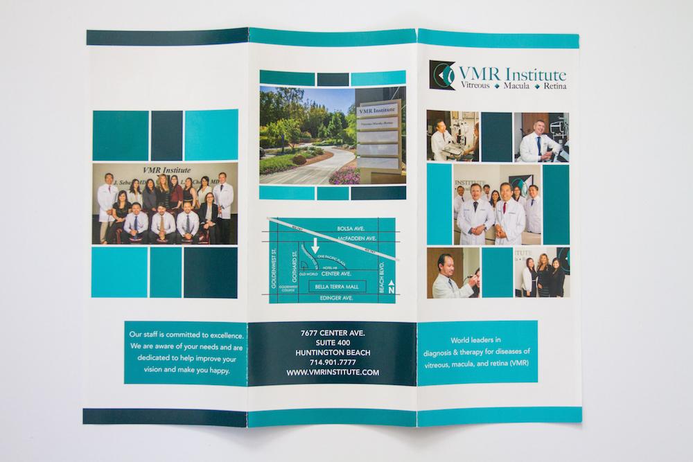 Brochure Design I | Website Design, Orange County, CA